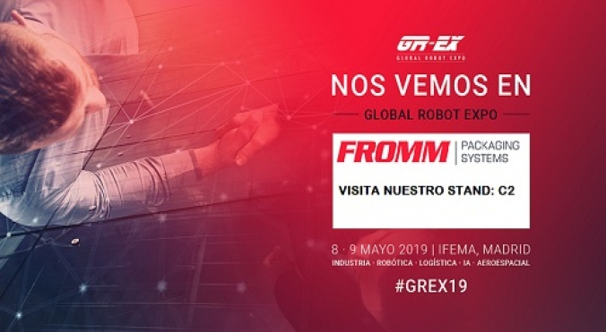 FERIA GLOBAL ROBOT EXPO